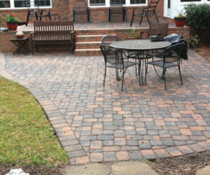 [Image: No matter what kind of style you are seeking a stunning patio with lovely stones is a great way to enhance your outdoor space. ]
